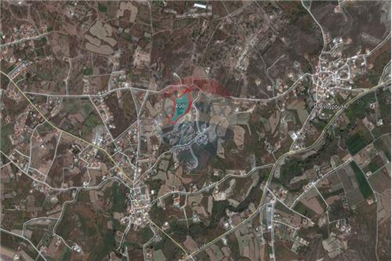 Land for Sale in Moni, Limassol, Cyprus
