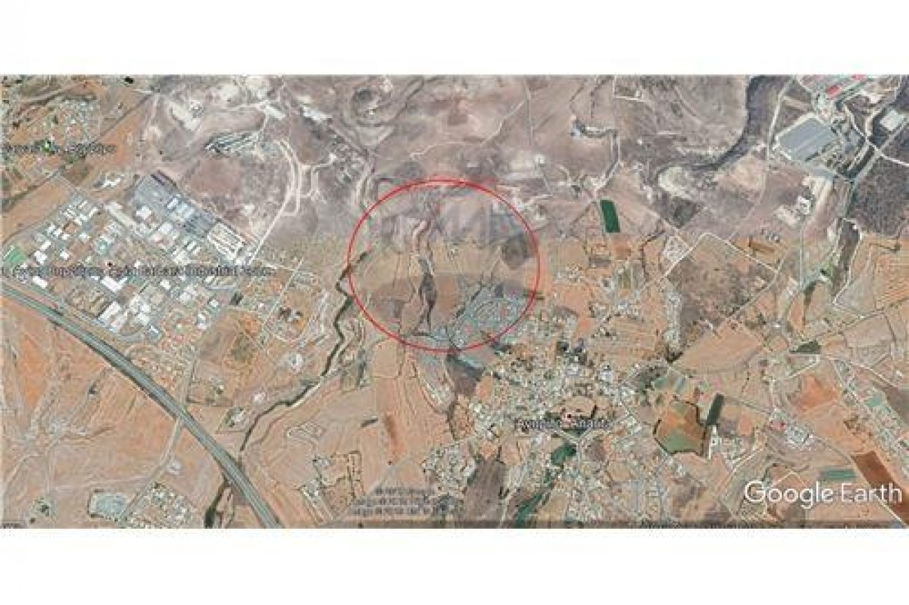 Land for Sale in Anarita, Paphos, Cyprus