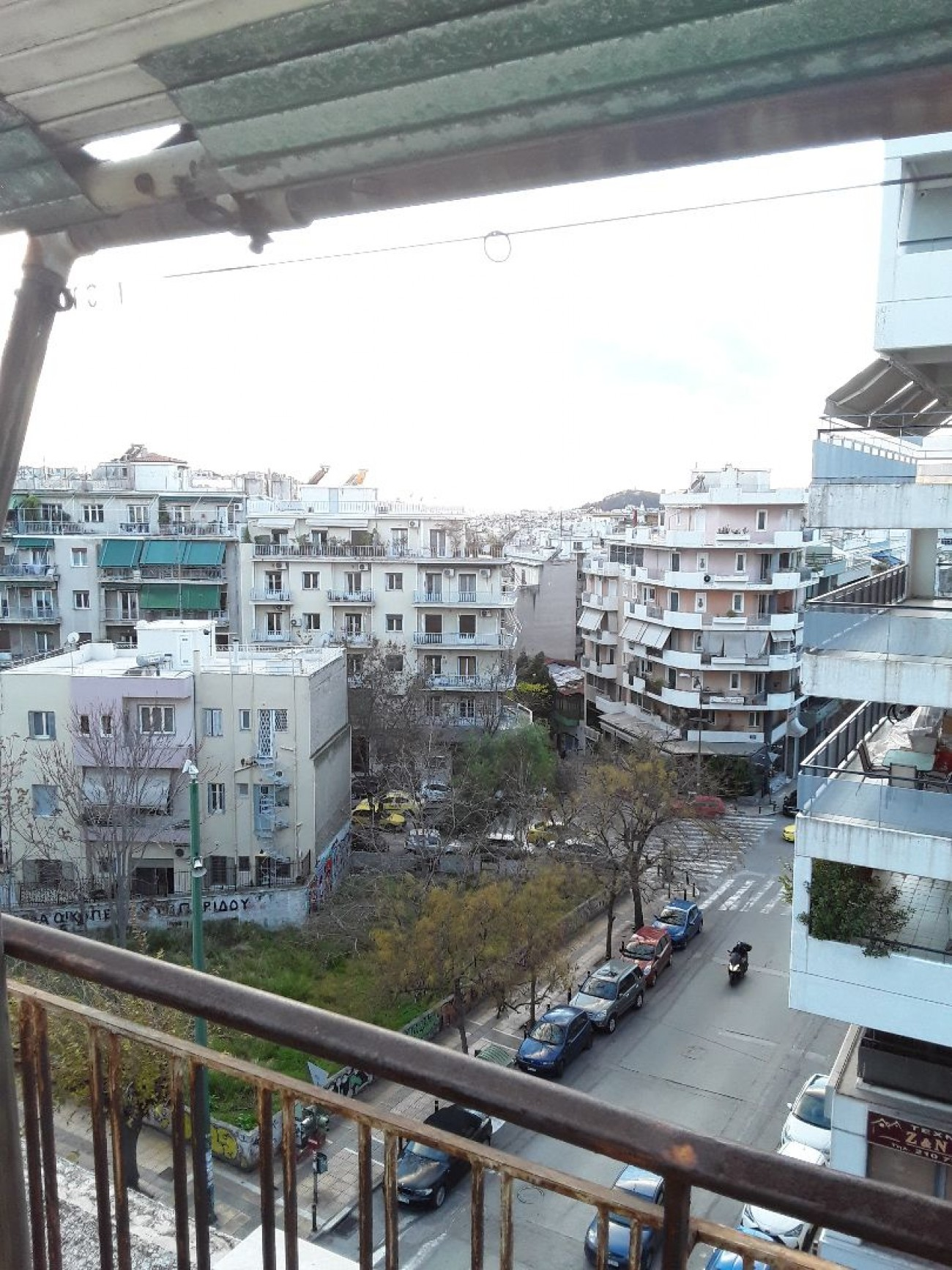 Apartment for Rent in Pagkrati, Athens City Center, Greece