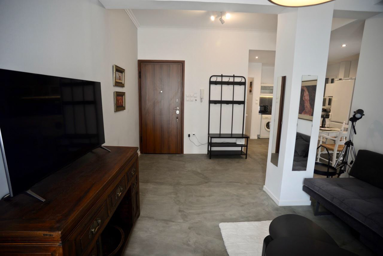 Apartment for Rent in Neos Kosmos, Athens City Center, Greece