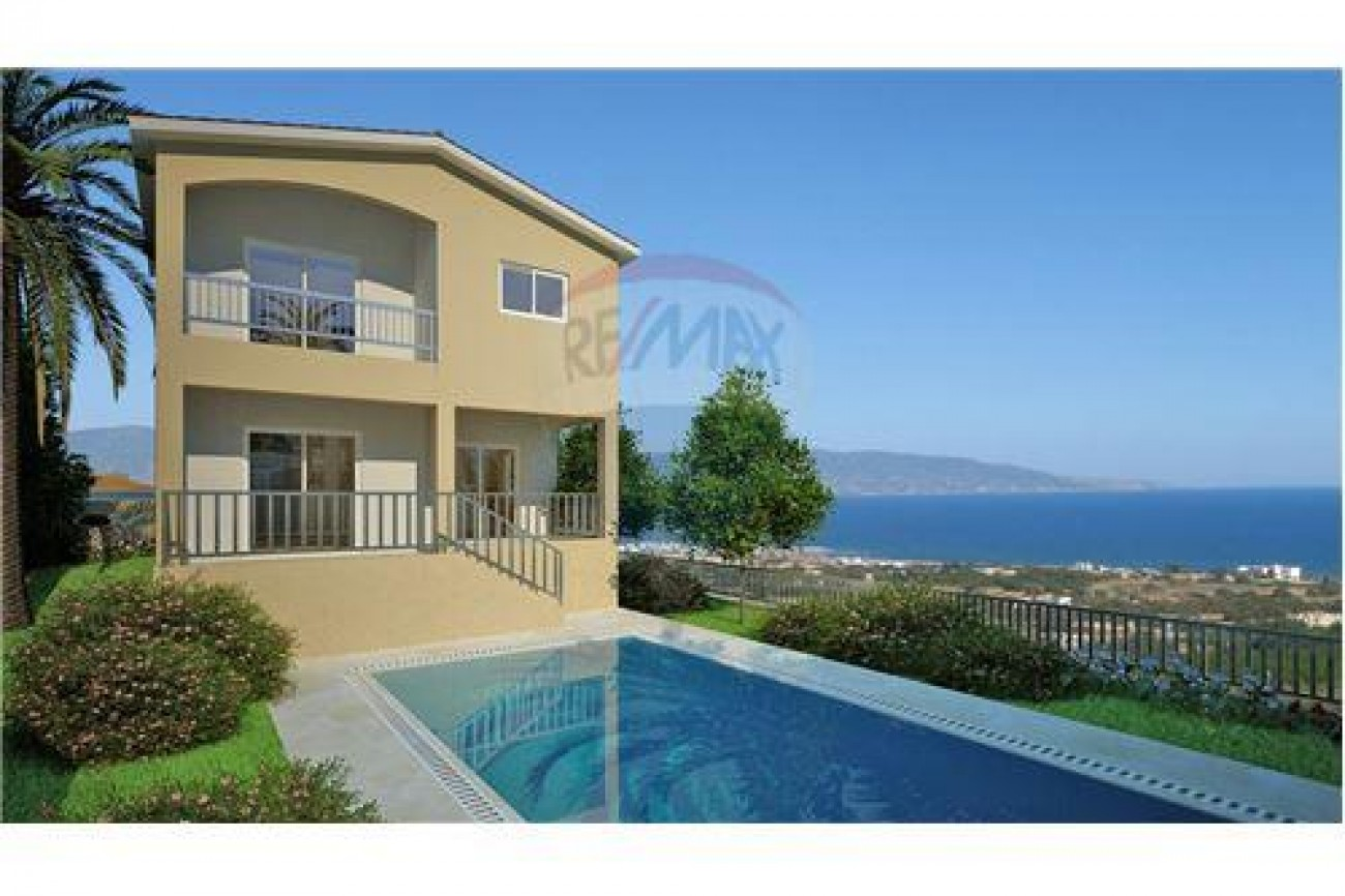 Villa for Sale in Neo Chorio, Paphos, Cyprus
