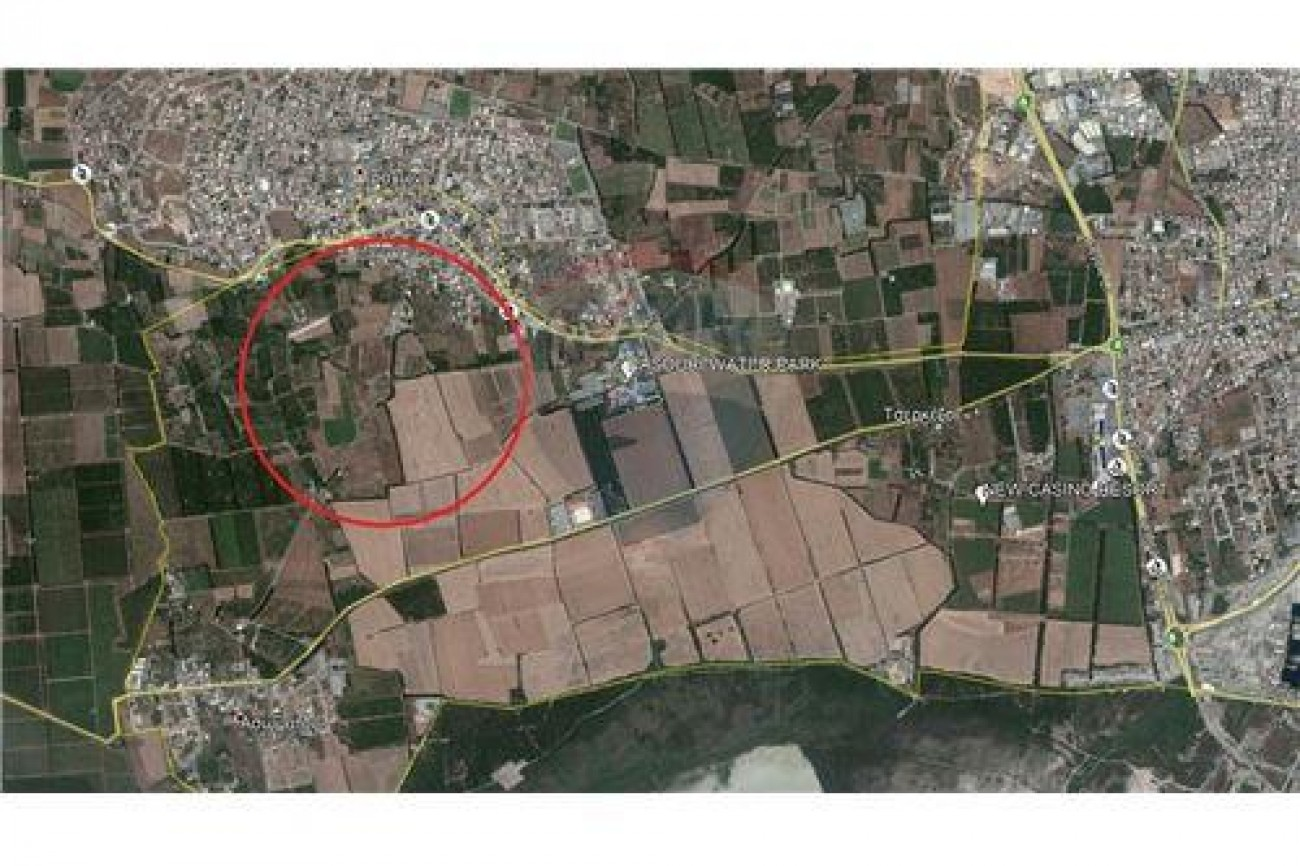 Land for Sale in Trachoni, Limassol, Cyprus