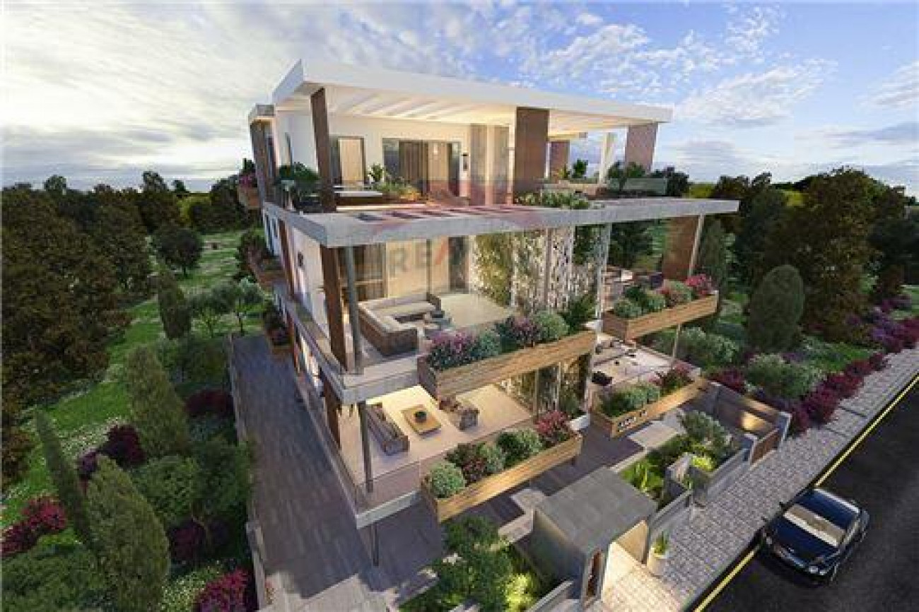 Apartment for Sale in Agios Athanasios, Limassol, Cyprus