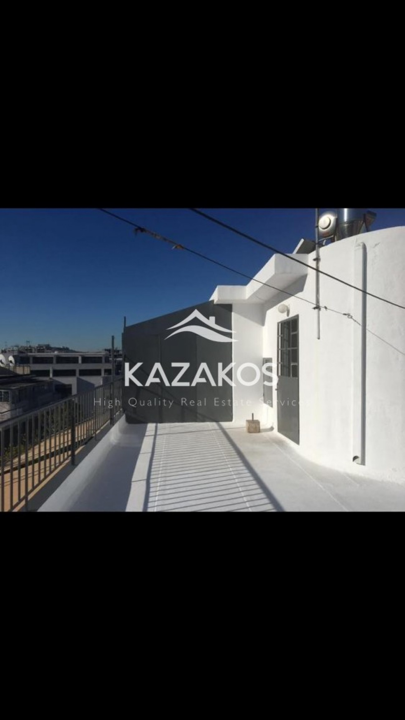 Studio for Sale in Larissa Station, Athens City Center, Greece