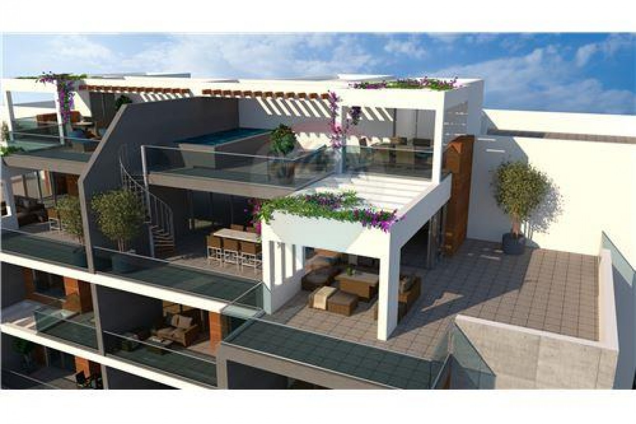 Penthouse for Sale in Agios Athanasios, Limassol, Cyprus