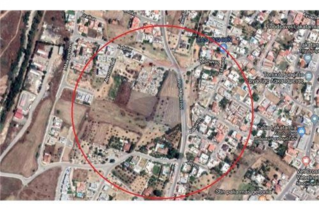 Land for Sale in Lakatamia, Nicosia, Cyprus