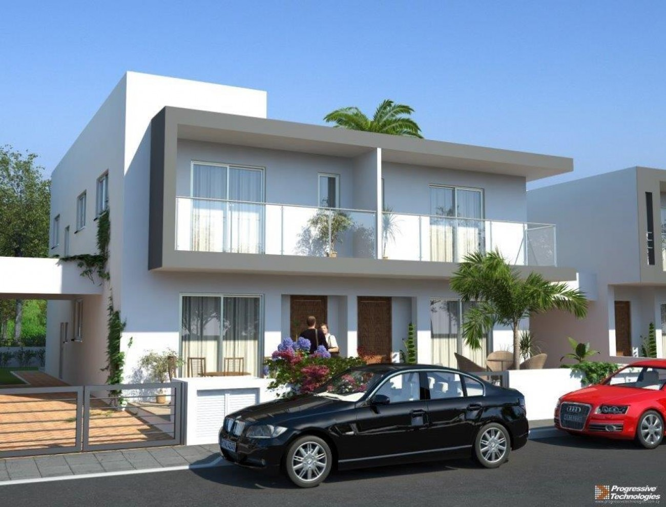Villa for Sale in Perivolia, Larnaka, Cyprus