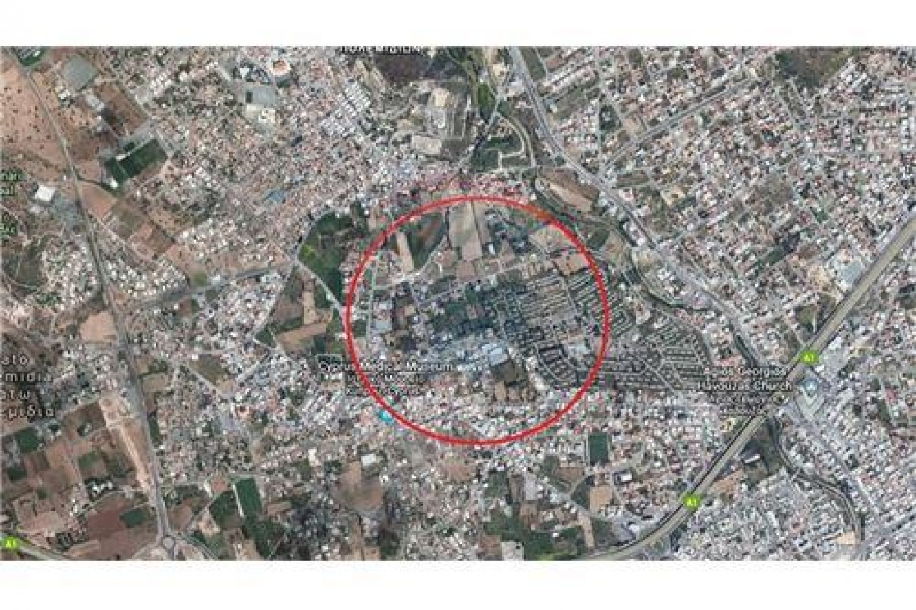Land for Sale in Kato Polemidia, Limassol, Cyprus