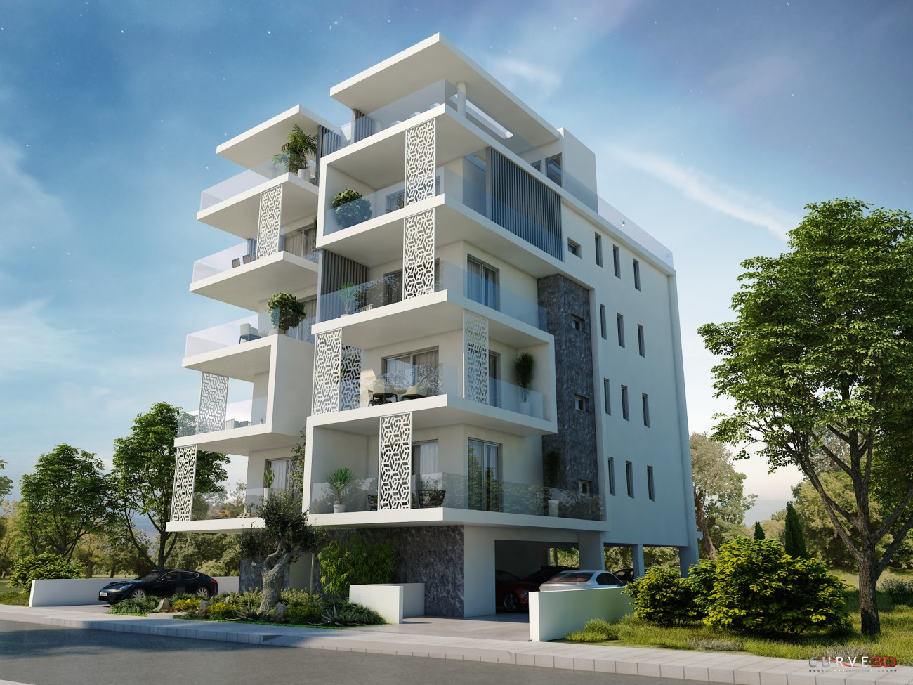 Apartment for Sale in Kamares, Larnaka, Cyprus