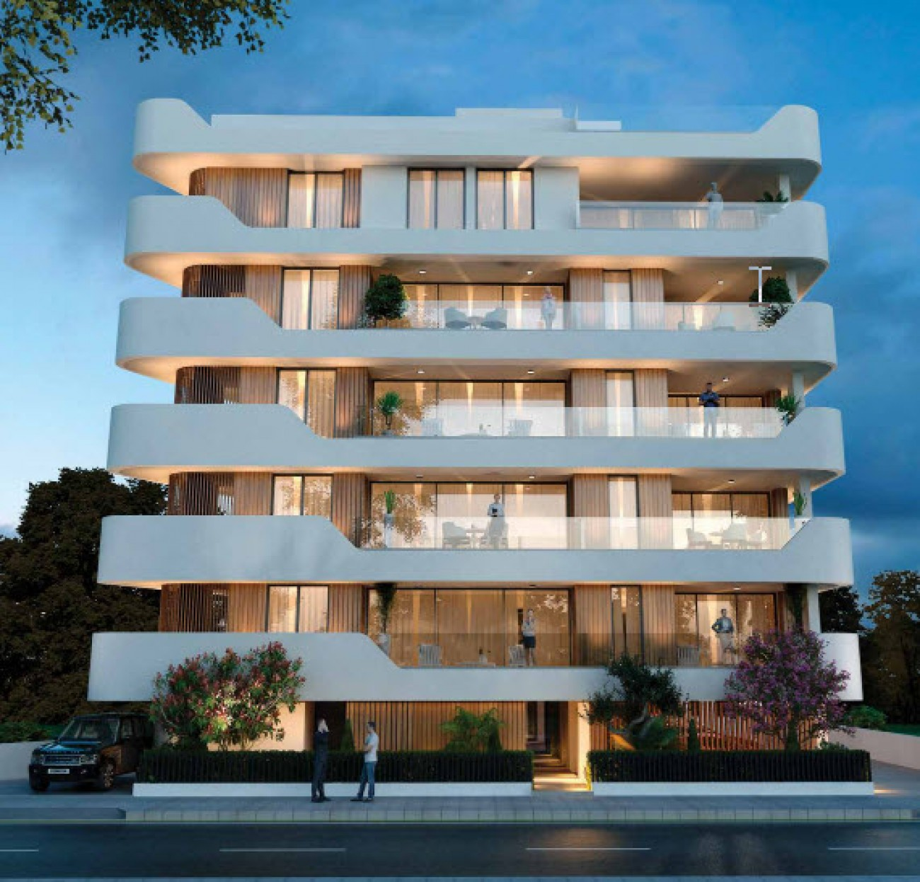 Apartment for Sale in Larnaka, Cyprus