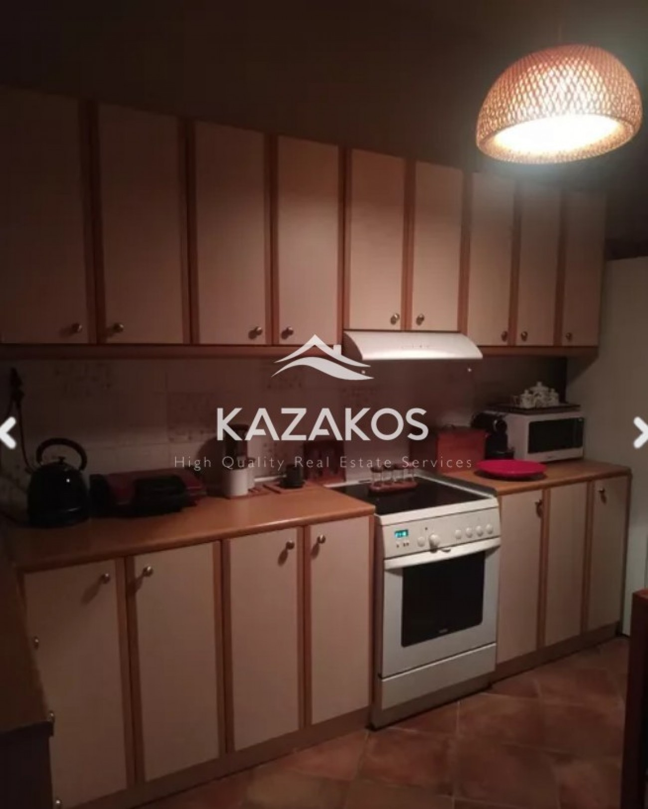 Apartment for Sale in Ampelokipoi, Athens City Center, Greece