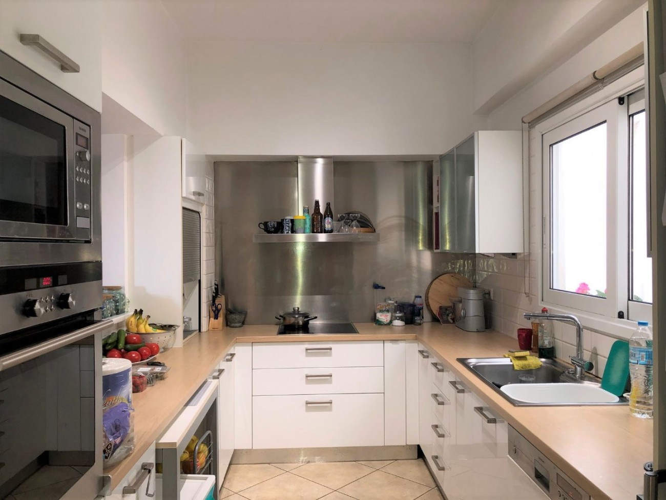 Apartment for Rent in Upper Kipseli, Athens City Center, Greece