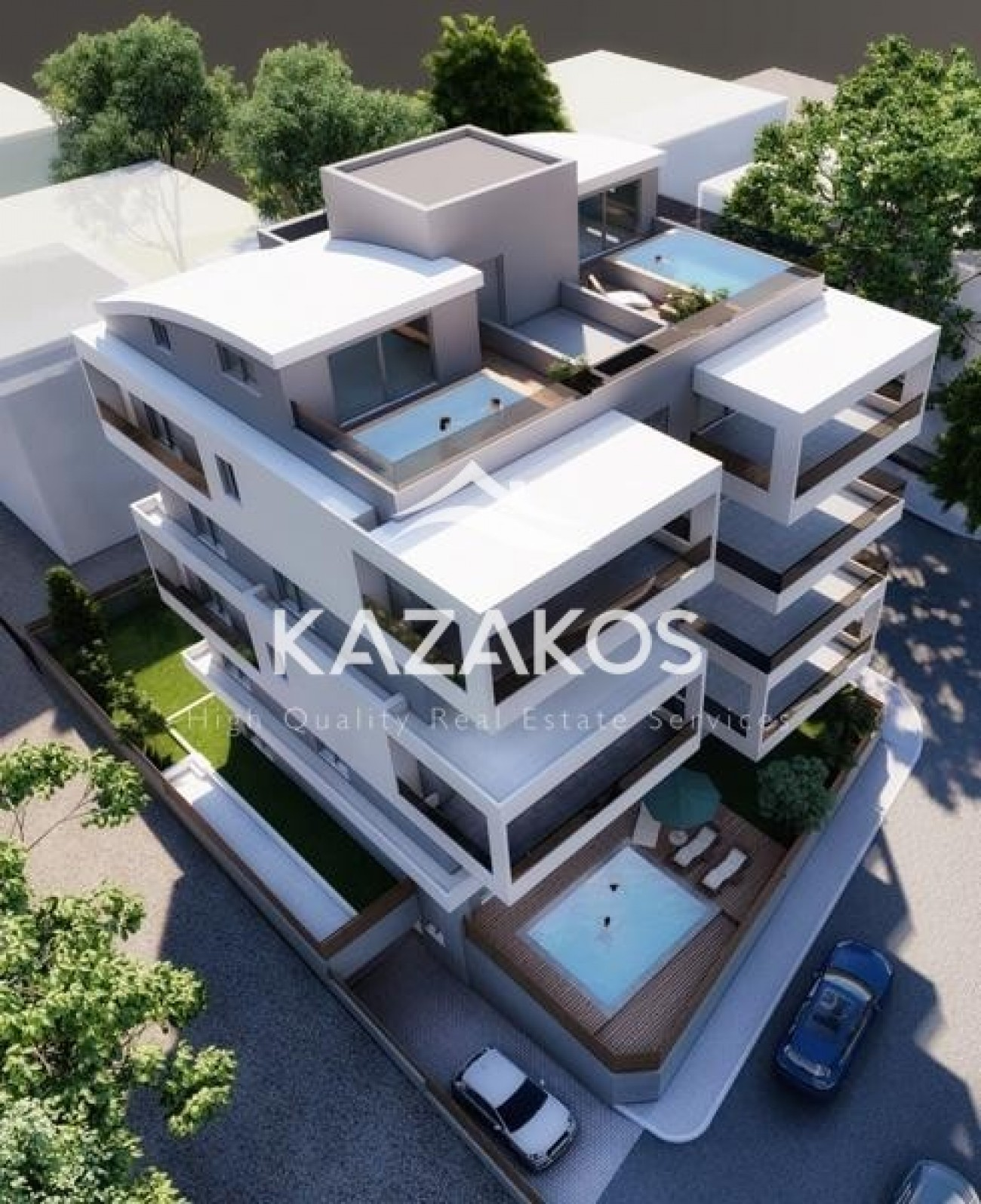 Apartment for Sale in Glyfada, Central & South Region of Athens, Greece