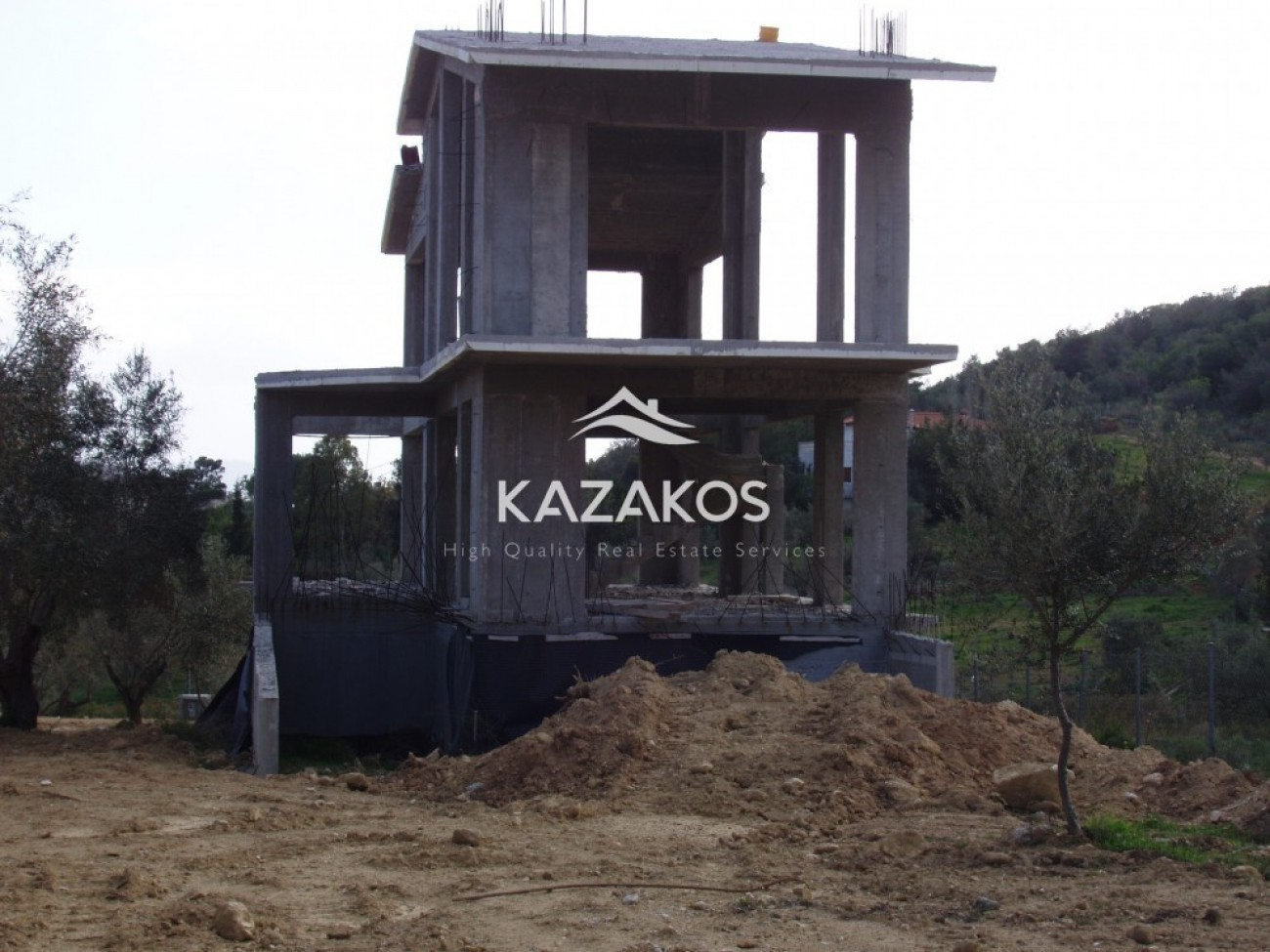 House for Sale in Imeros Pefkos, Spata, Athens - East