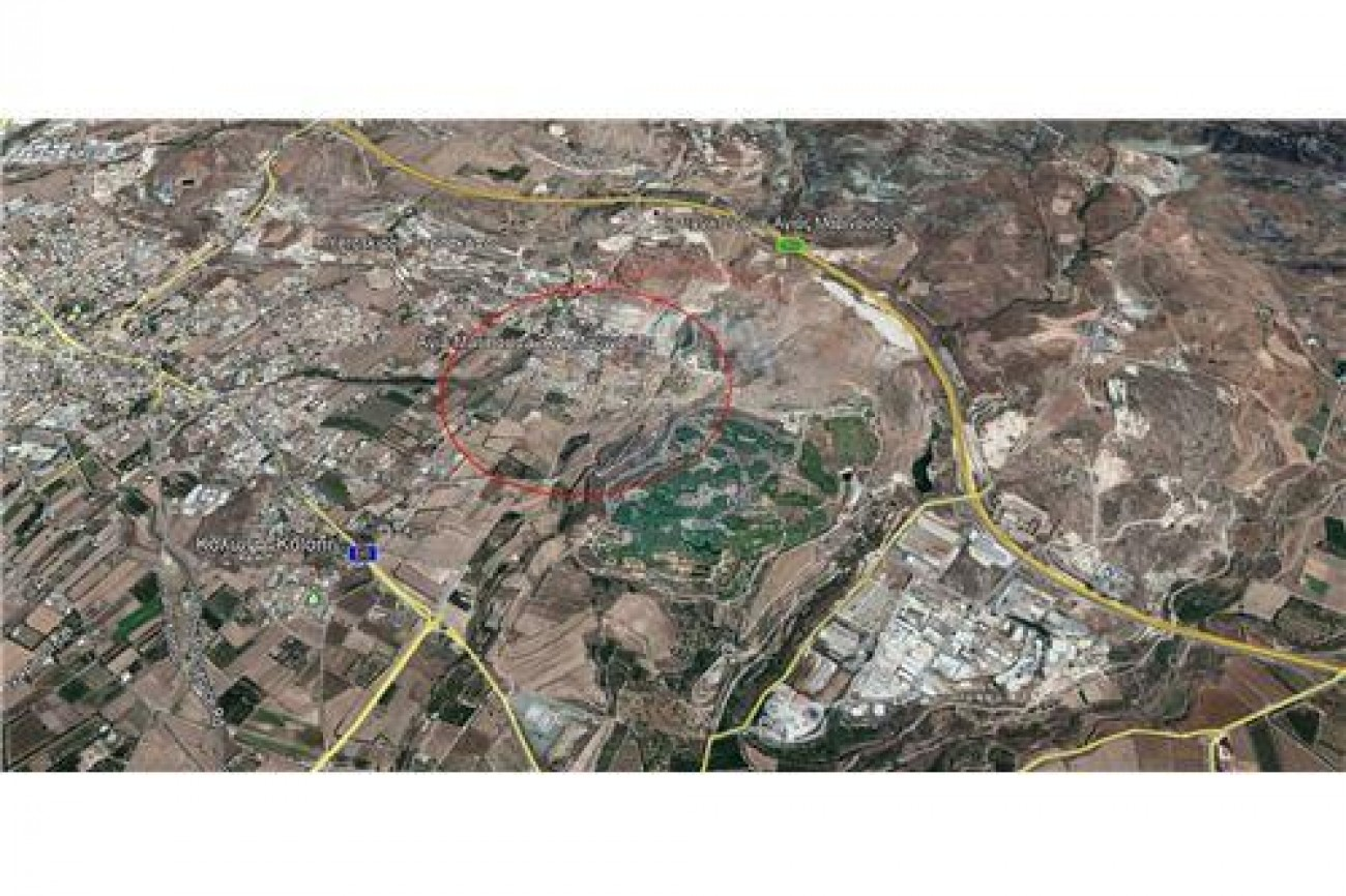 Land for Sale in Agia Marinouda, Paphos, Cyprus
