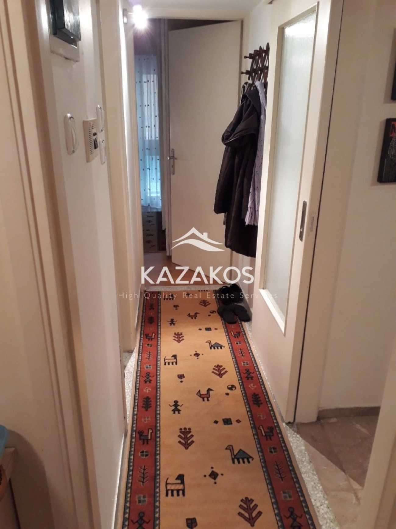 Apartment for Rent in Lykavittos, Athens City Center, Greece
