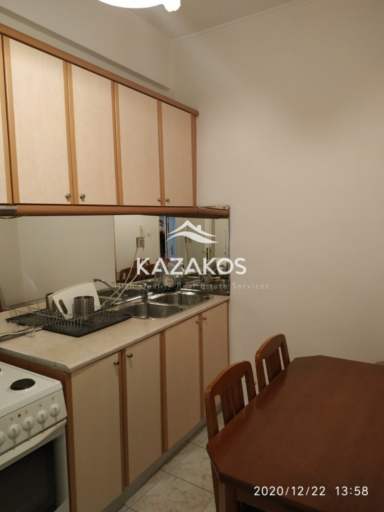 Apartment for Rent in Ilisia, Athens City Center, Greece