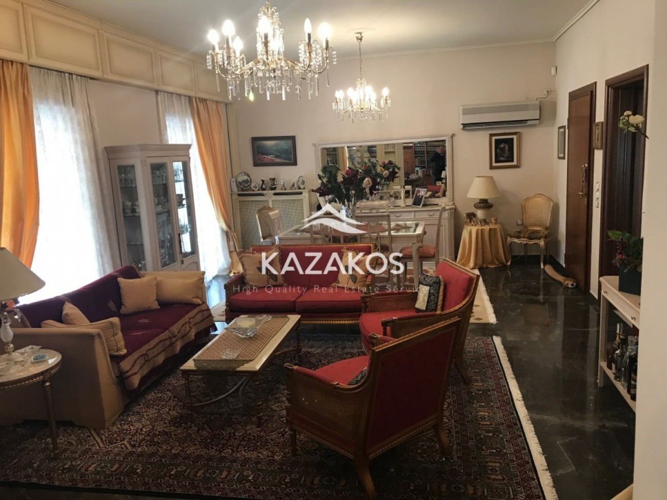 Apartment for Sale in Petroupoli, Central & West Region of Athens, Greece