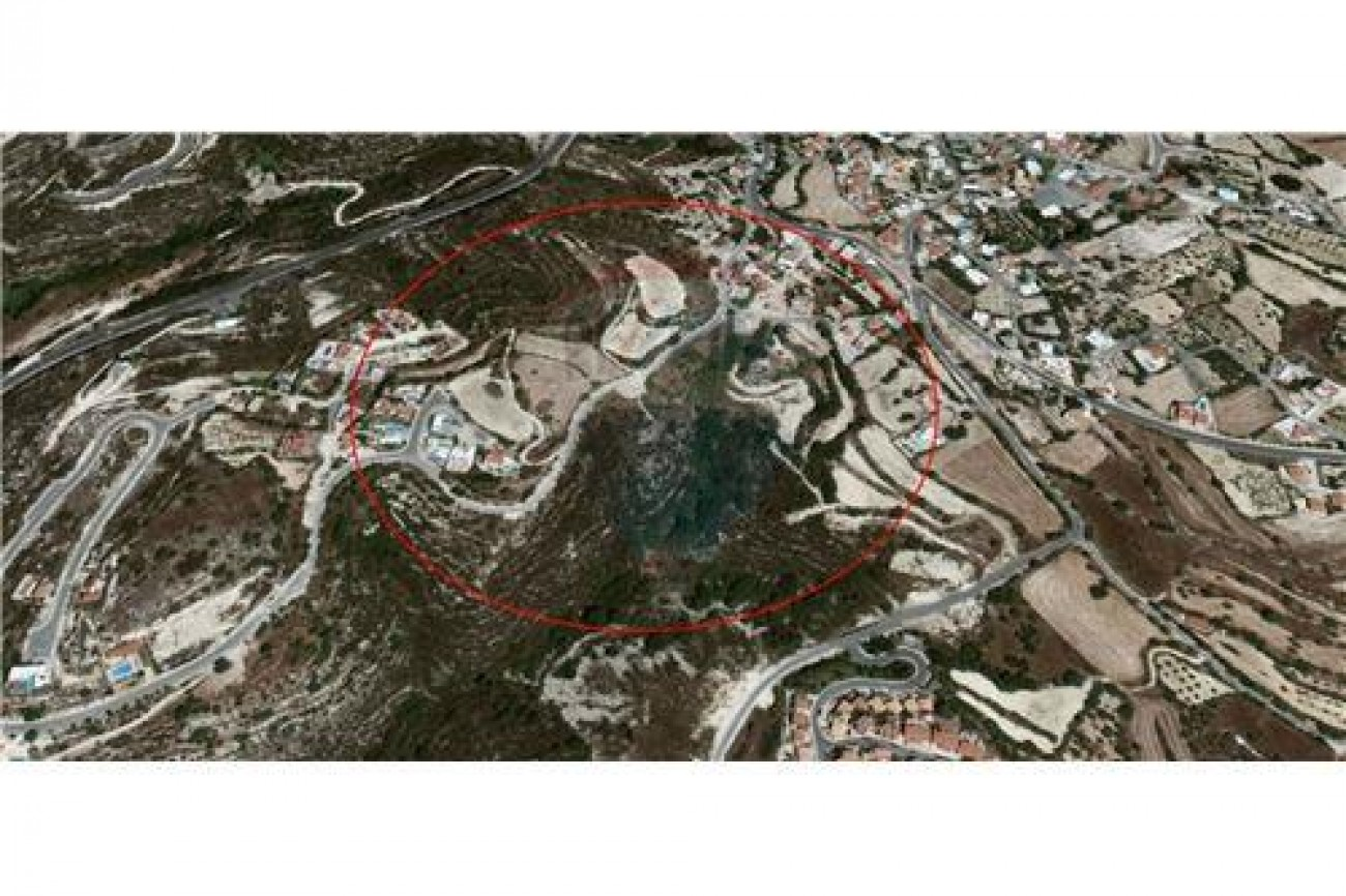 Land for Sale in Tsada, Paphos, Cyprus