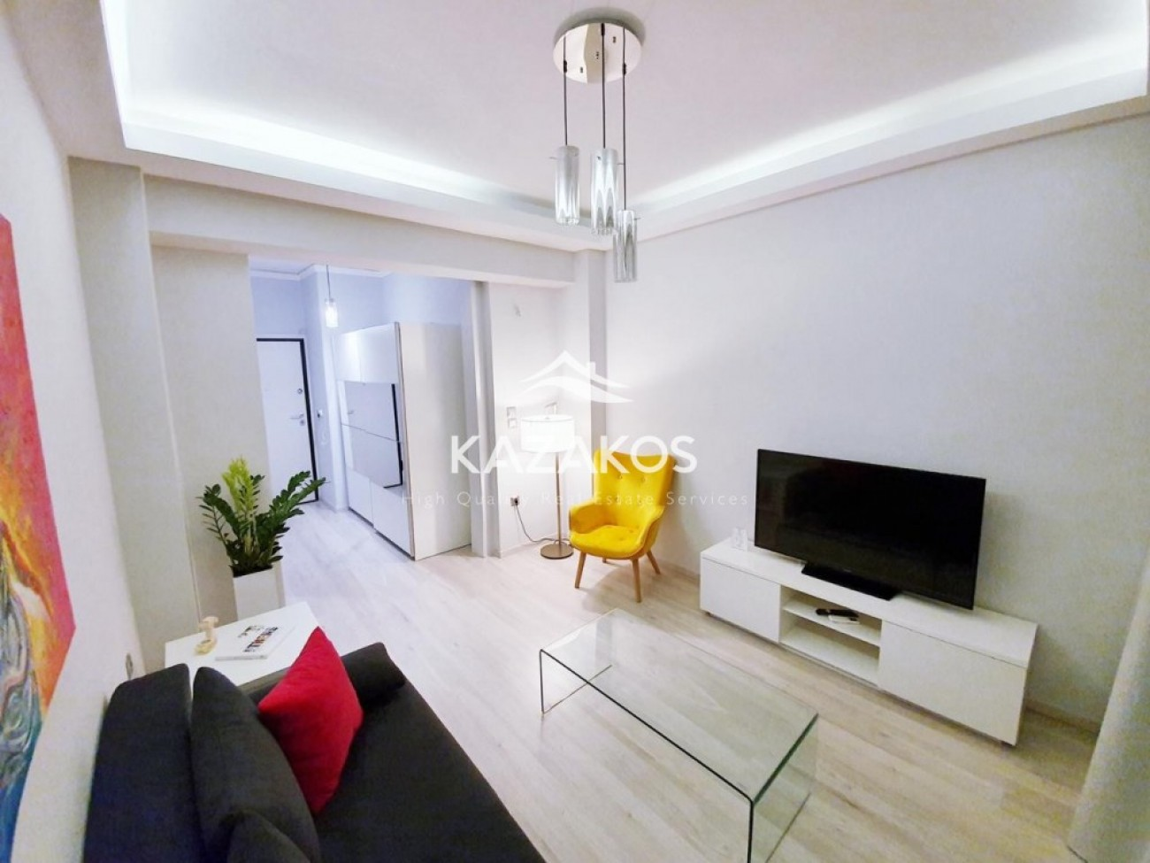 Apartment for Sale in Larissa Station, Athens City Center, Greece