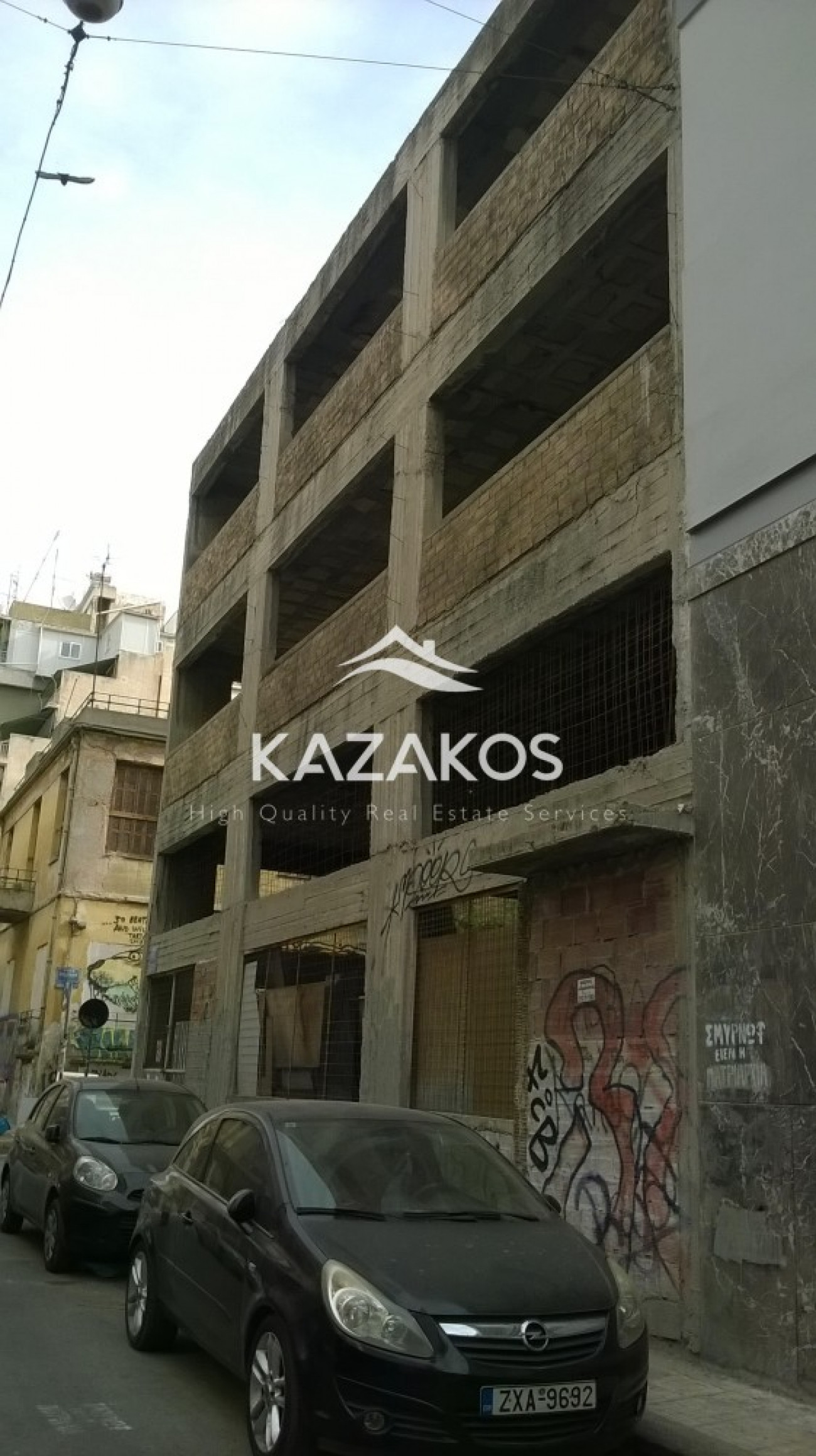 Residential Other for Sale in Amerikis Square, Athens City Center, Greece