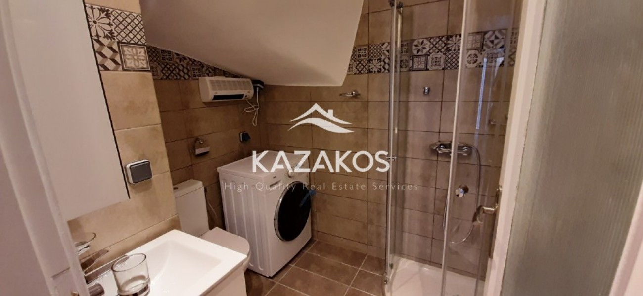 Townhouse for Sale in Lykavittos, Athens City Center, Greece