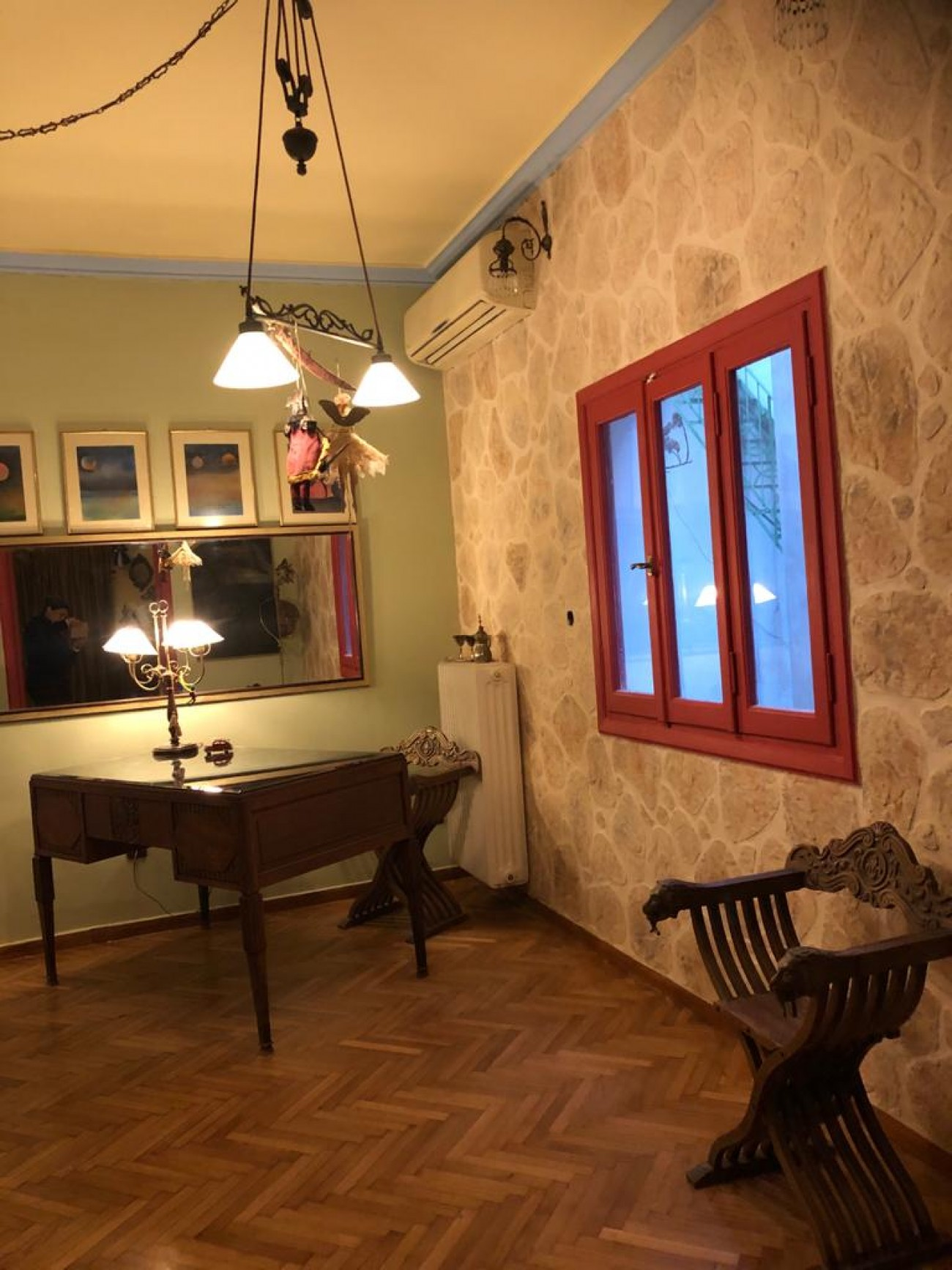 Apartment for Rent in Attikis Square, Athens City Center, Greece
