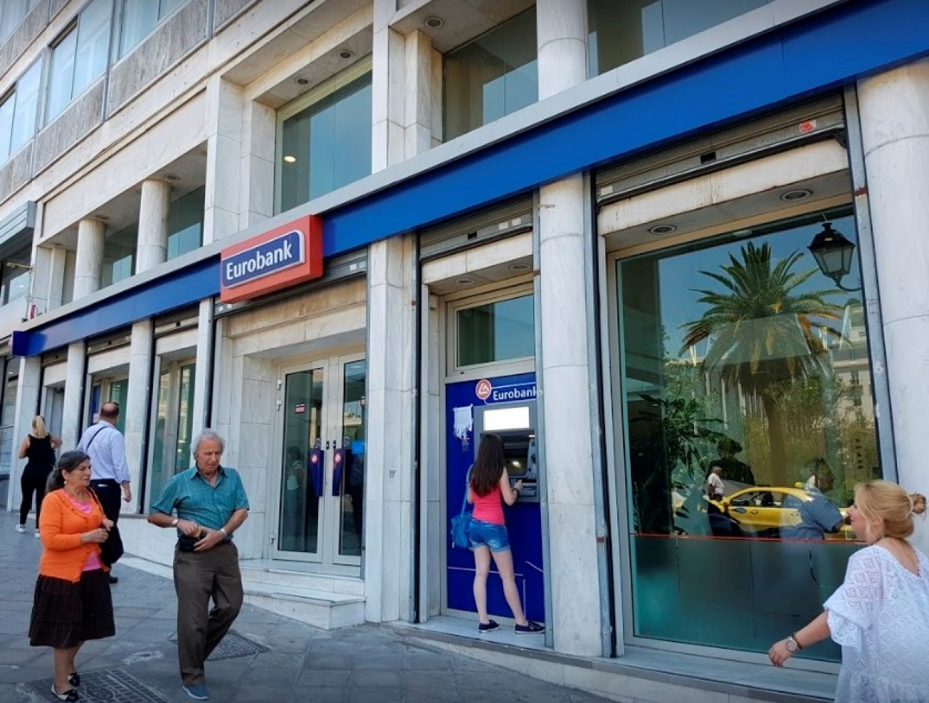 Office for Sale in Zappeio, Athens City Center, Greece