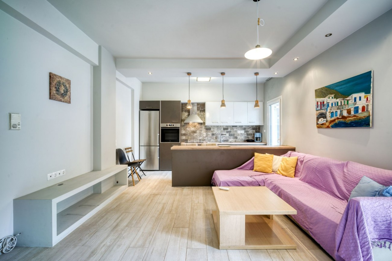 Apartment for Rent in Palaio Phaliro, Central & South Region of Athens, Greece