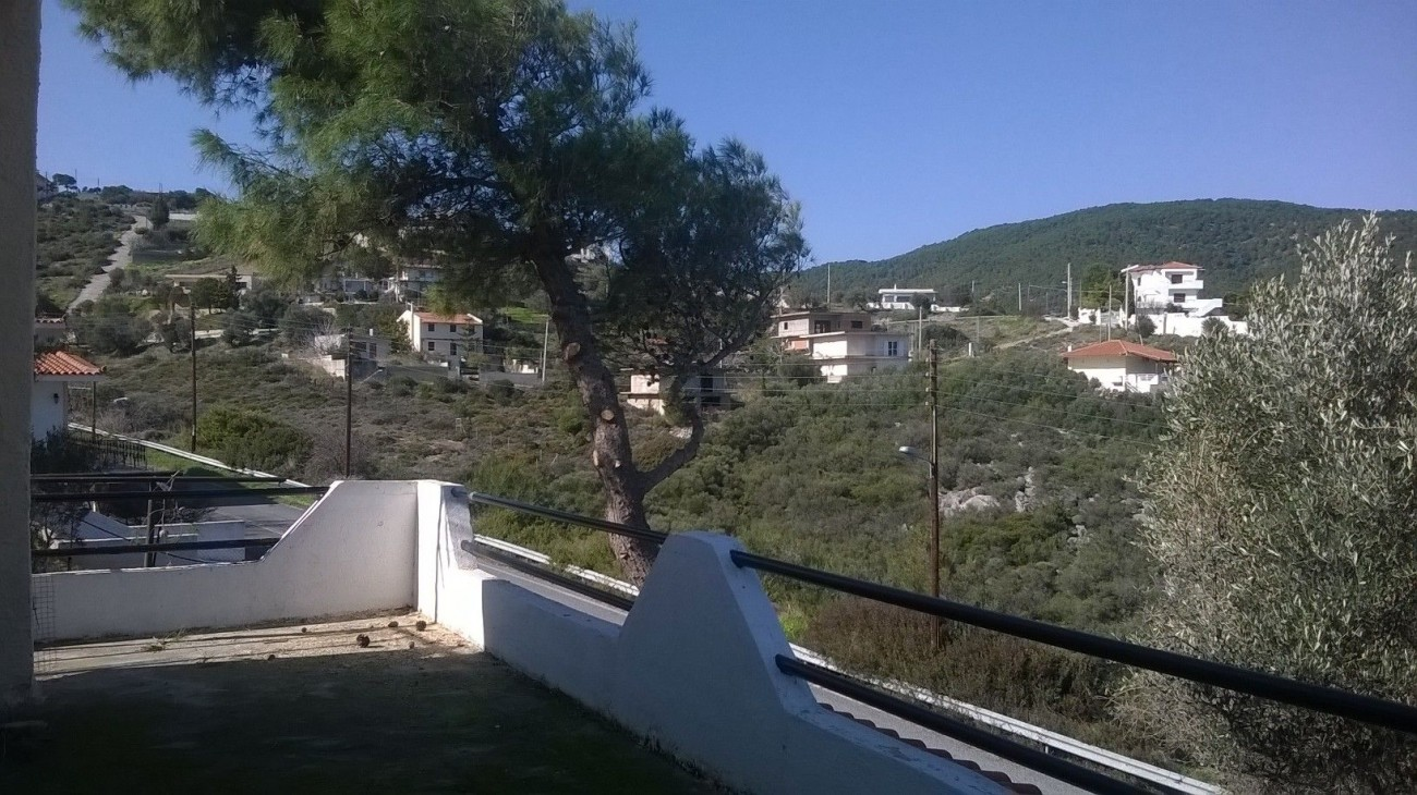 House for Rent in Lykavittos, Athens City Center, Greece