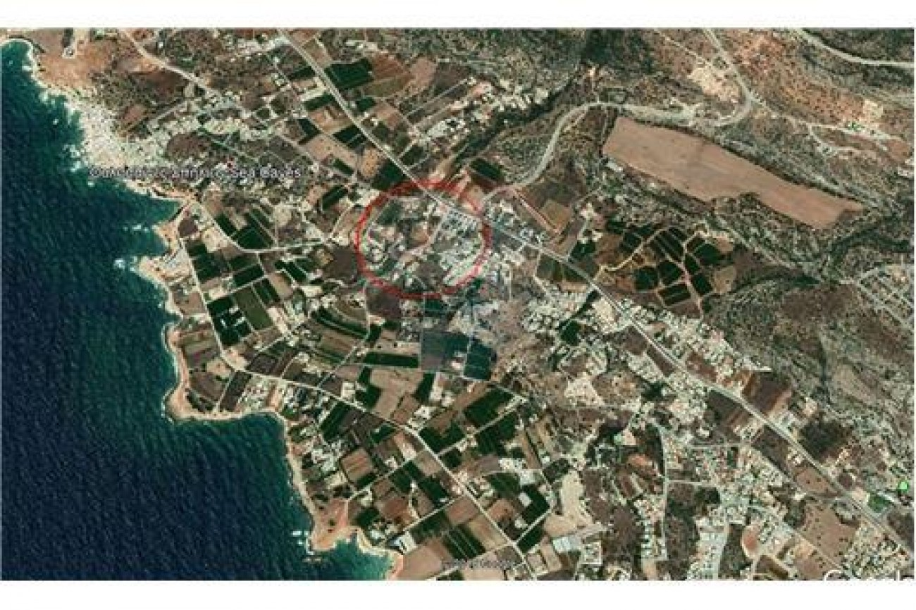 Land for Sale in Pegeia, Paphos, Cyprus