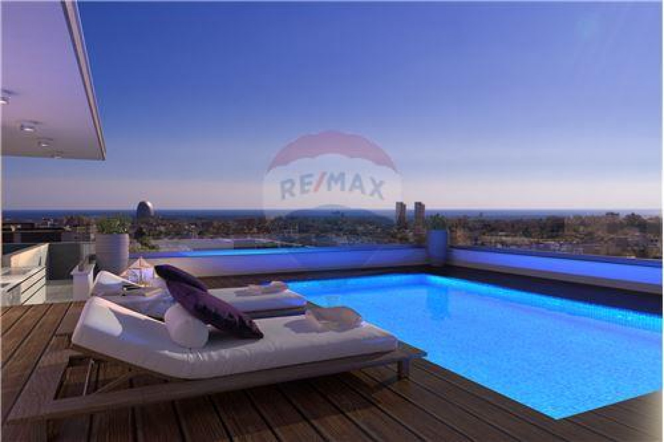 Penthouse for Sale in Mesa Geitonia, Limassol, Cyprus