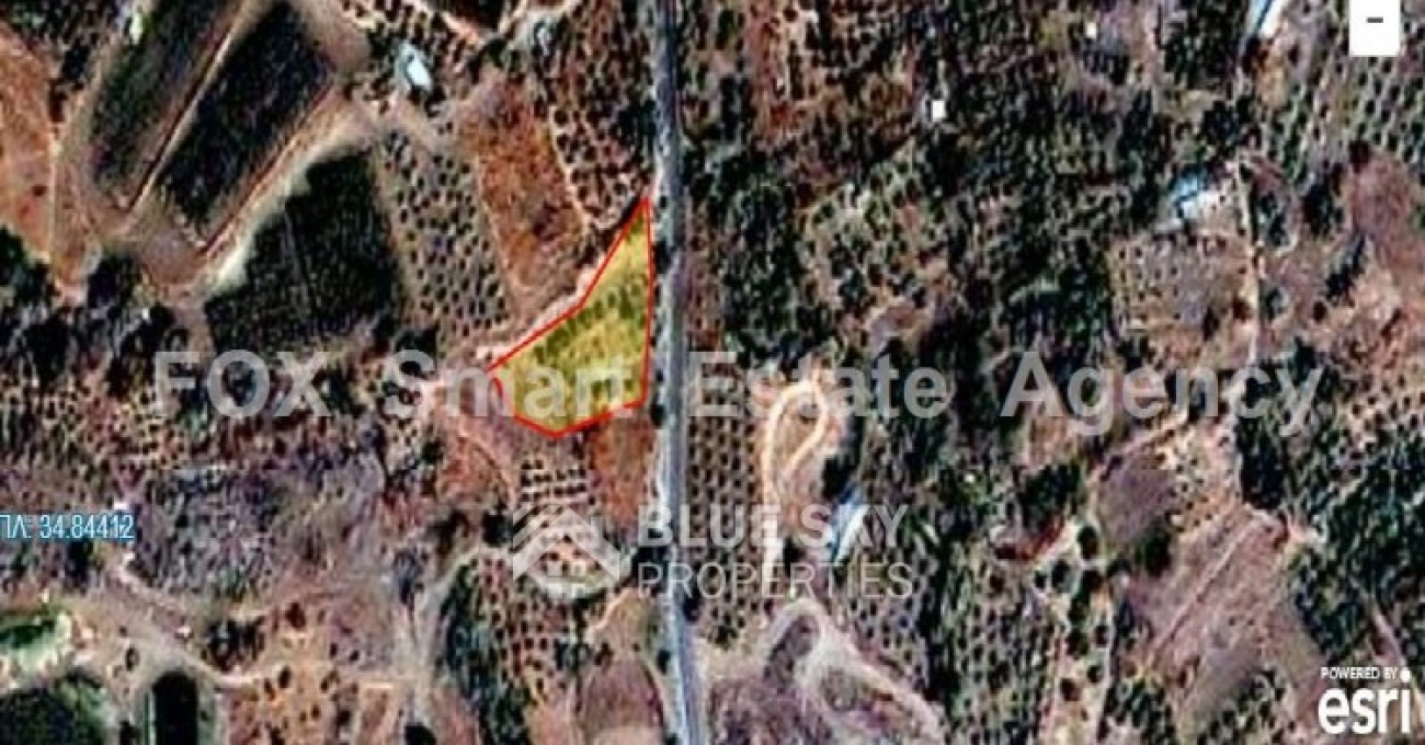 Land for Sale in Eptagoneia, Limassol, Cyprus