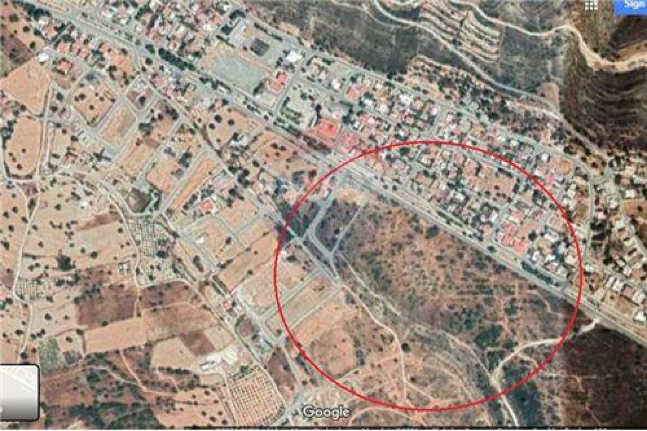Land for Sale in Pano Kivides, Limassol, Cyprus