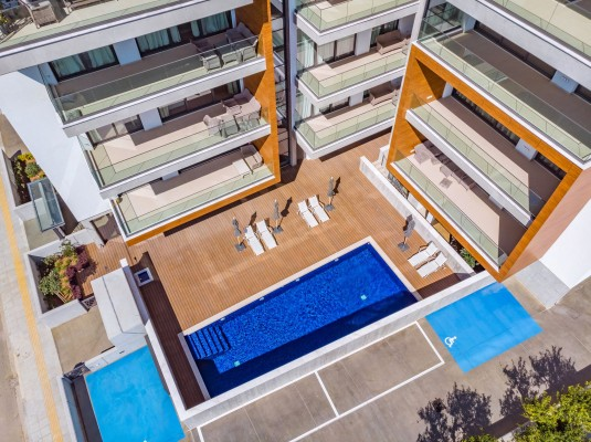 Apartment for Sale in Germasogeia Tourist Area, Limassol, Cyprus
