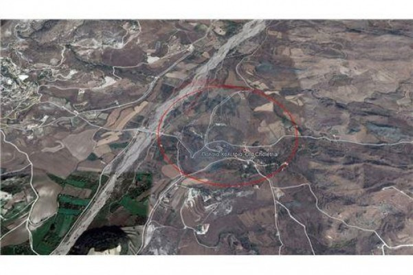Land for Sale in Choletria, Paphos, Cyprus