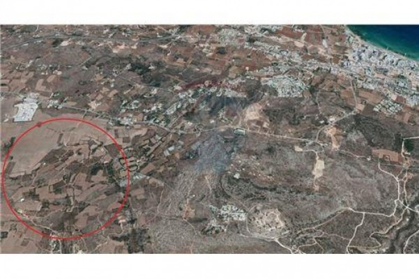 Land for Sale in Paralimni, Famagusta, Cyprus