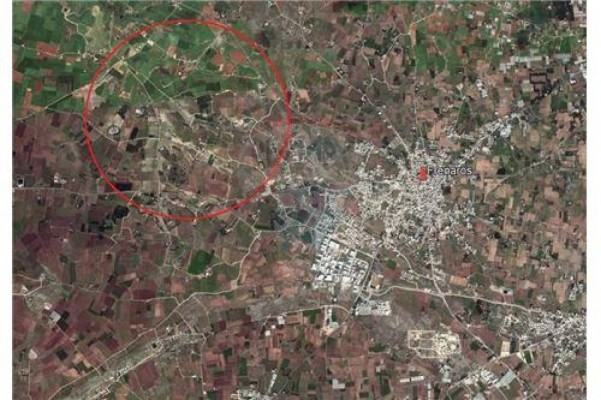 Land for Sale in Frenaros, Famagusta, Cyprus