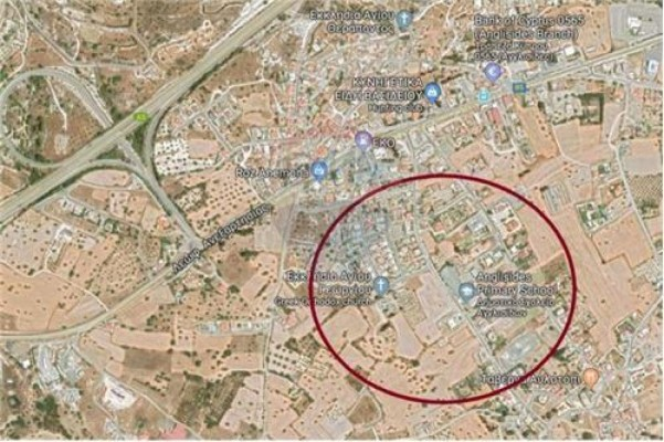 Land for Sale in Anglissides, Larnaka, Cyprus