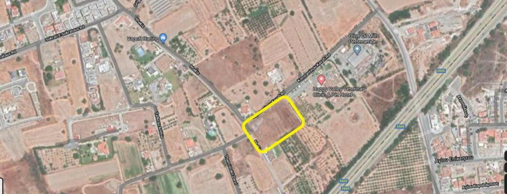 Land for Sale in Limassol, Cyprus