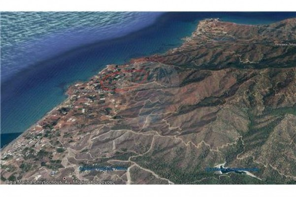 Land for Sale in Nea Dimmata, Paphos, Cyprus