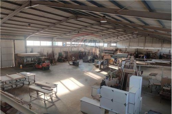 Industrial Estate for Sale in Ypsonas, Limassol, Cyprus