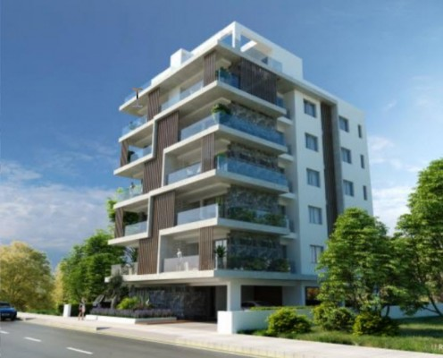 Apartment for Sale in Agios Nikolaos, Larnaka, Cyprus