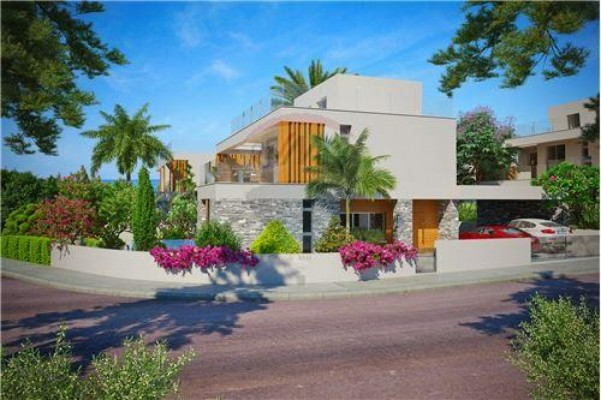 Villa for Sale in Pafos, Paphos, Cyprus