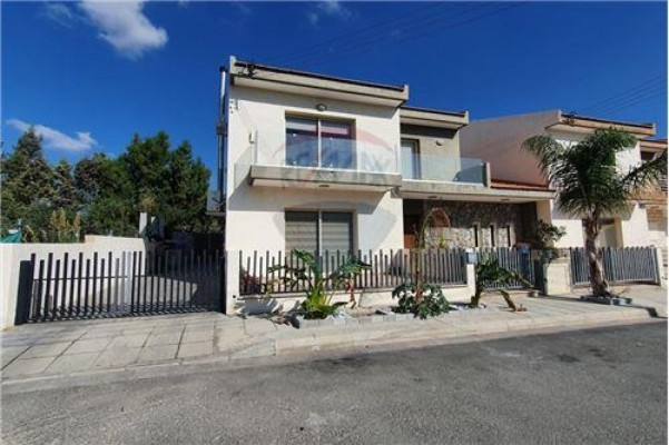 House for Sale in Kolossi, Limassol, Cyprus