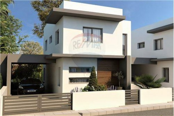 Villa for Sale in Frenaros, Famagusta, Cyprus