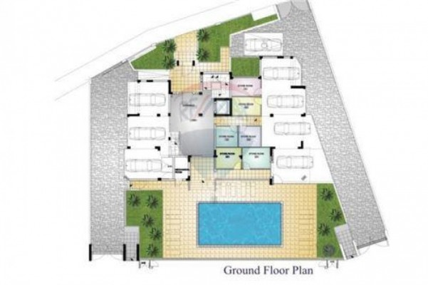 Apartment for Sale in Agios Tychonas, Limassol, Cyprus