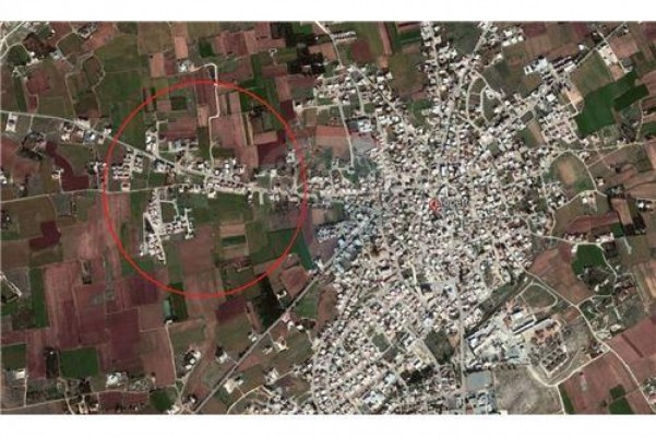 Land for Sale in Liopetri, Famagusta, Cyprus