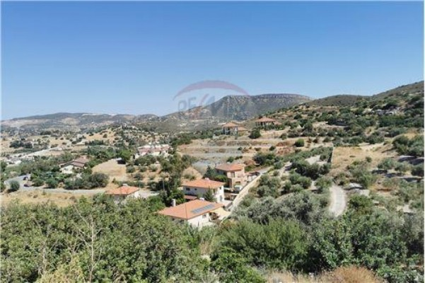 Land for Sale in Akrounta, Limassol, Cyprus