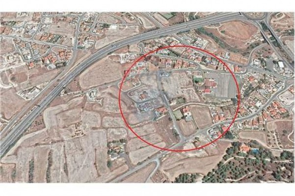 Land for Sale in Aradippou, Larnaka, Cyprus